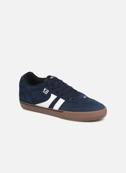 Chaussures de sport Globe Encore 2 Bleu vue détail/paire