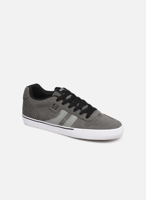 Sport shoes Globe Encore 2 Grey detailed view/ Pair view