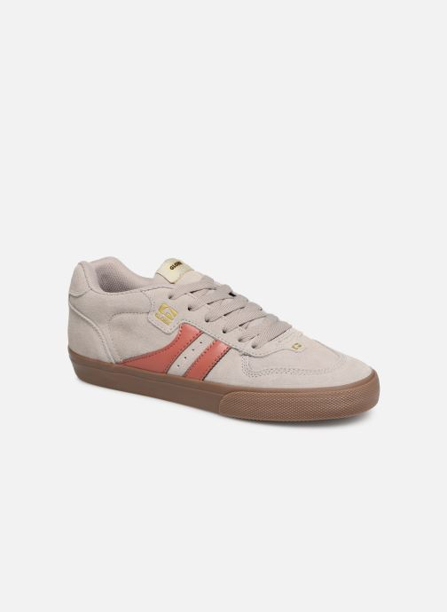 Sport shoes Globe Encore 2 Beige detailed view/ Pair view