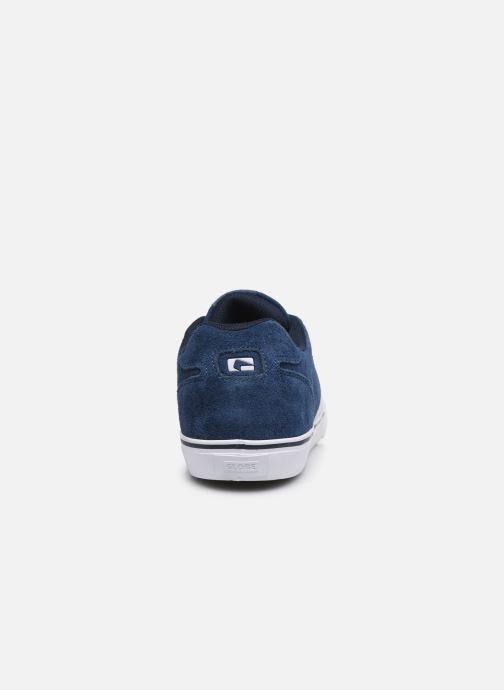 Chaussures de sport Globe Encore 2 Bleu vue droite