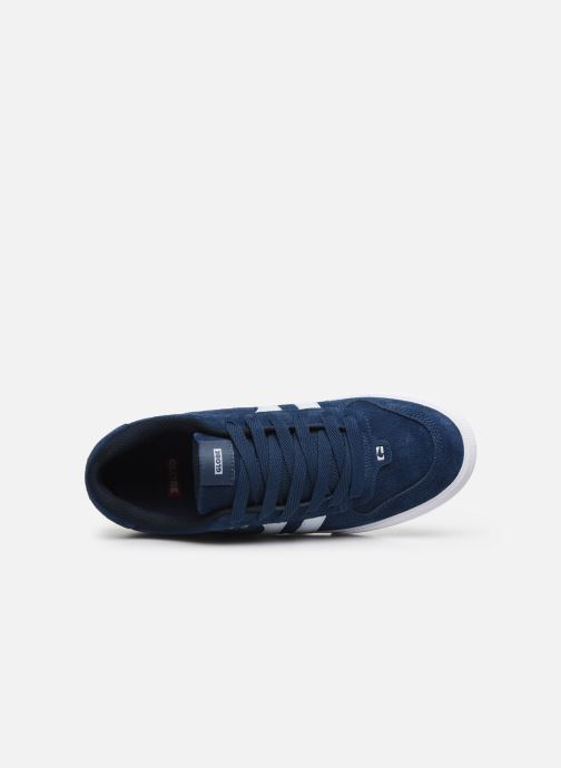Zapatillas de deporte Globe Encore 2 Azul vista lateral izquierda