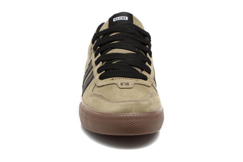 Chaussures de sport Globe Encore 2 Vert vue portées chaussures