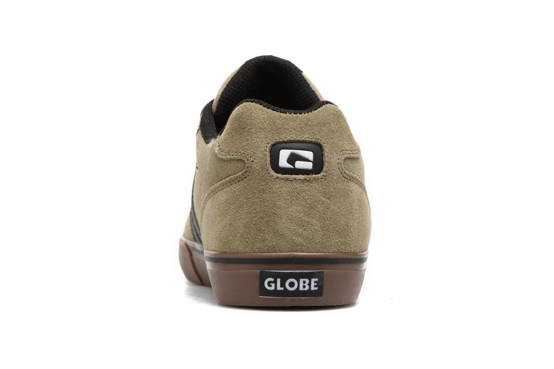 Chaussures de sport Globe Encore 2 Vert vue droite