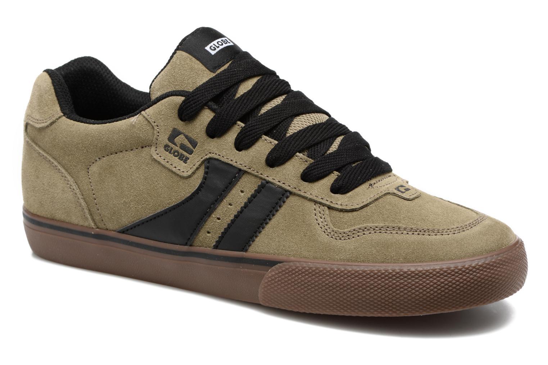 Chaussures de sport Globe Encore 2 Vert vue détail/paire
