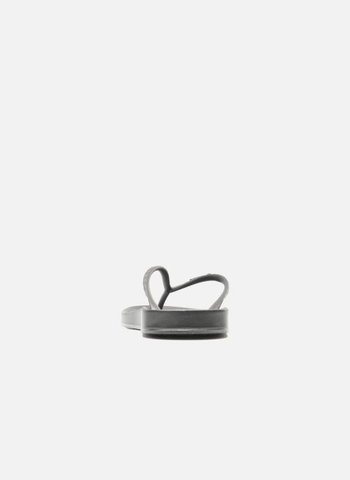 Flip flops Ipanema Anatomic brilliant iii f. Silver view from the right