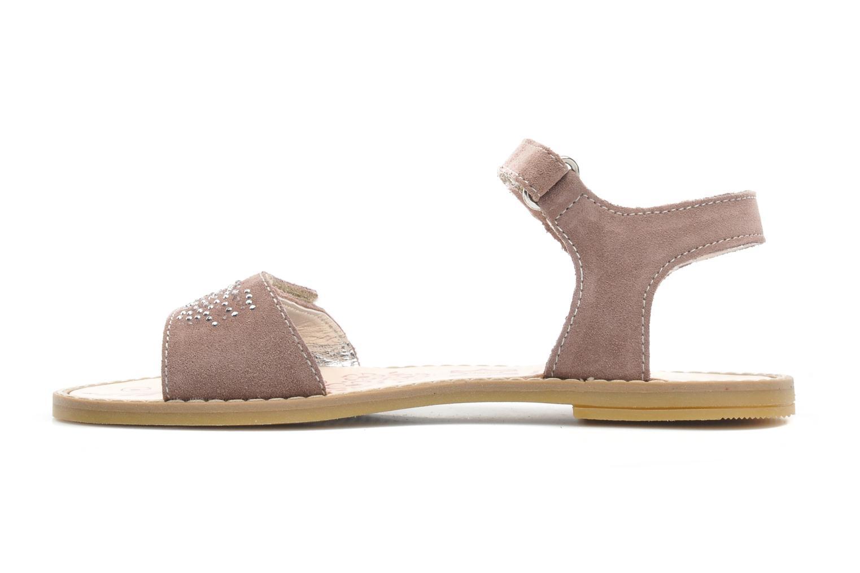 Sandales et nu-pieds Primigi Gelsomino Rose vue face