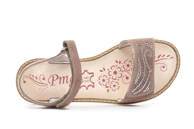 Sandales et nu-pieds Primigi Gelsomino Rose vue gauche