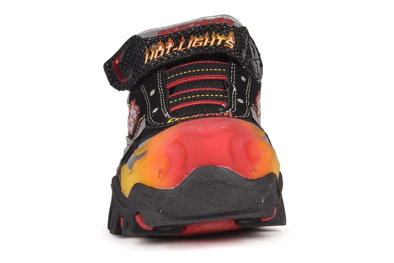 Sneaker Skechers Skx chopper schwarz schuhe getragen