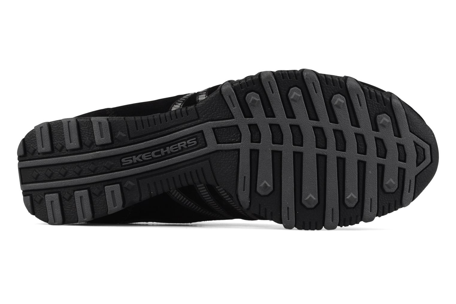 Deportivas Skechers Hot-ticket 21159 Negro vista de arriba