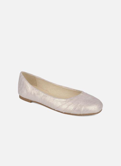 Ballet pumps Rose & Martin Tasha Pink detailed view/ Pair view