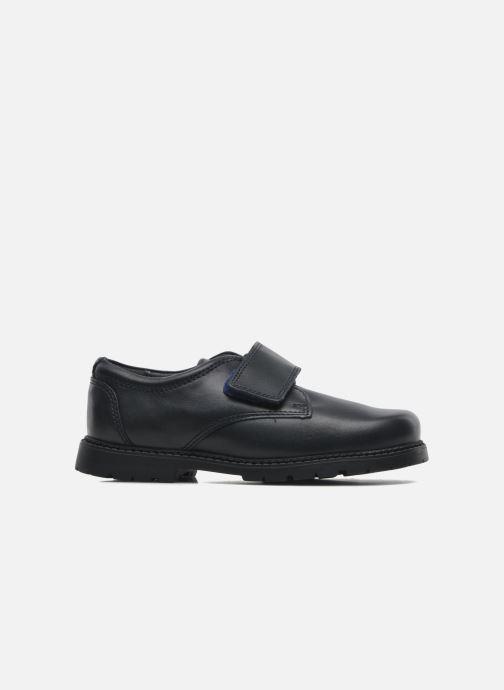 Schoenen met klitteband Start Rite Will Blauw achterkant