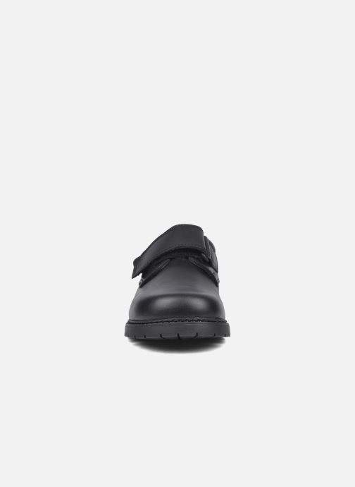 Schoenen met klitteband Start Rite Will Zwart model