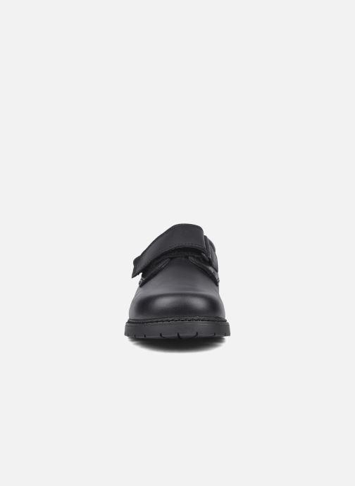 Zapatos con velcro Start Rite Will Negro vista del modelo