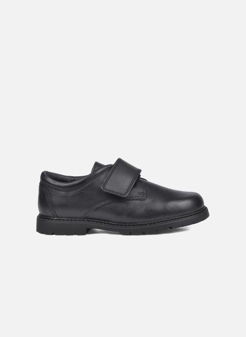 Schoenen met klitteband Start Rite Will Zwart achterkant