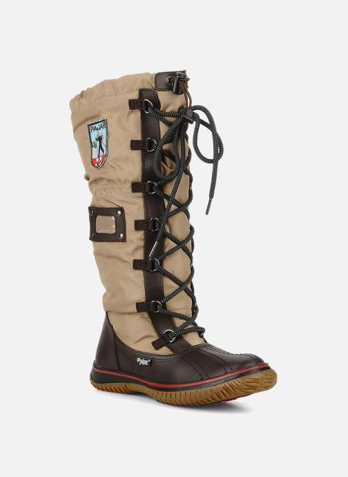 55882fc9f21 Pajar Grip (Beige) - Chaussures de sport chez Sarenza (71381)