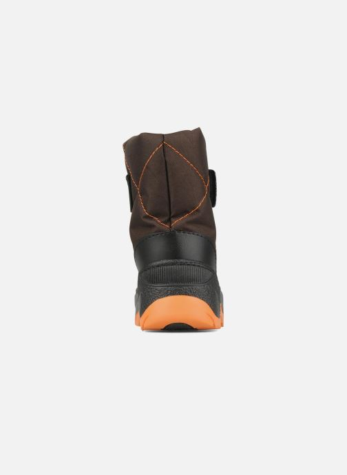 Chaussures de sport Umo Bemol Marron vue droite