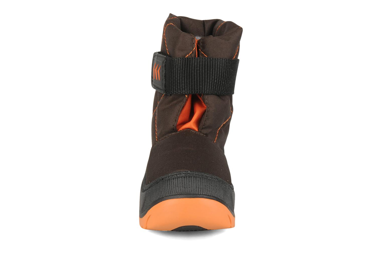 Chaussures de sport Umo Bemol Marron vue portées chaussures