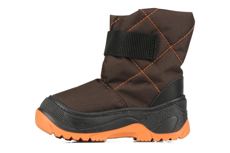 Chaussures de sport Umo Bemol Marron vue face