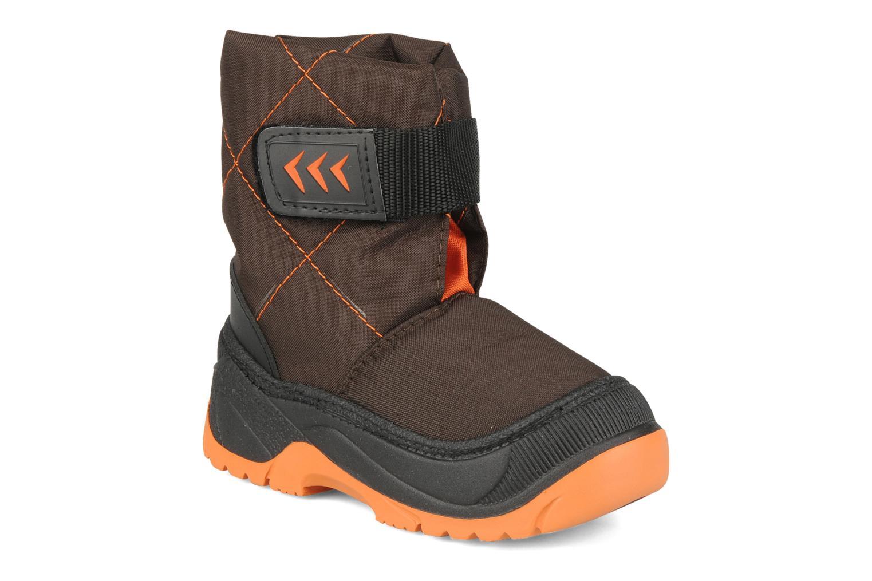 Chaussures de sport Umo Bemol Marron vue détail/paire