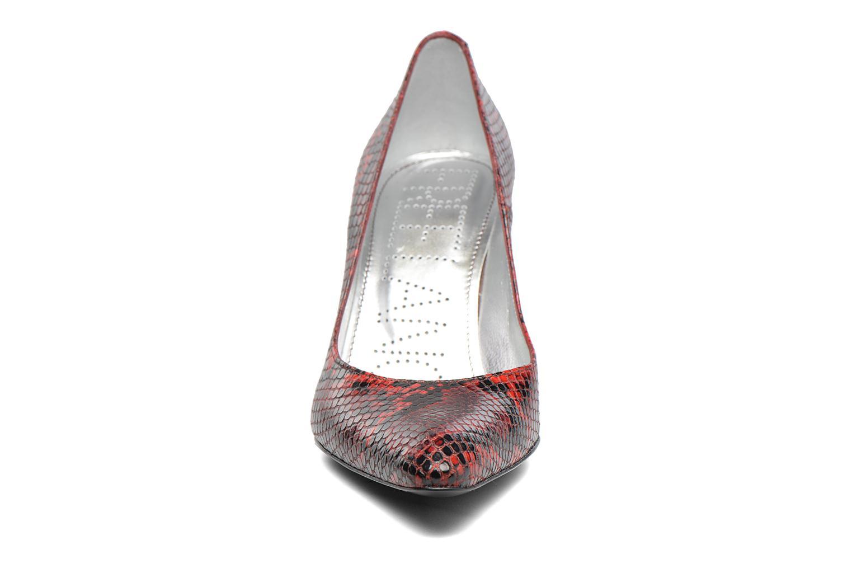 Escarpins Free Lance Jaspe 7 Pumps Rouge vue portées chaussures