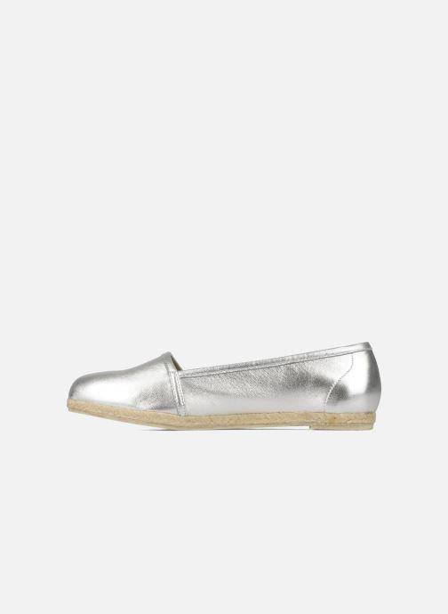 Ballerina's Zespà Cordoba Zilver voorkant