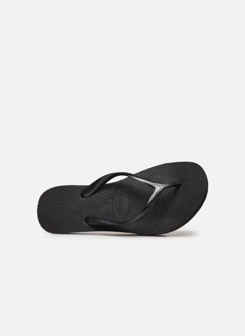 Slippers Havaianas High light F Zwart links