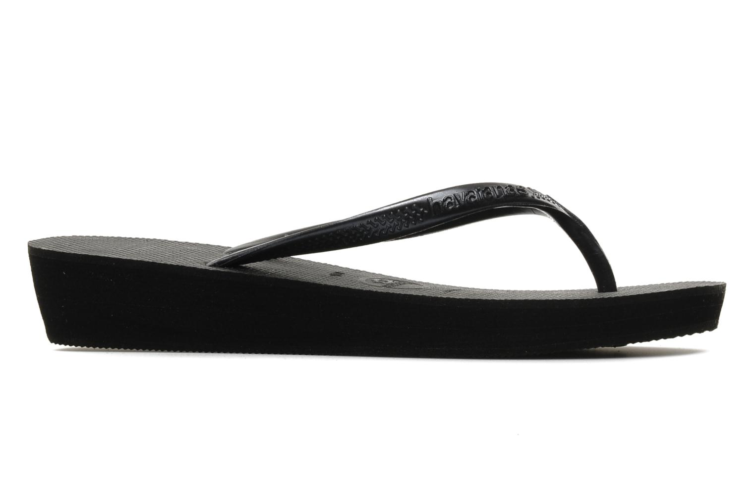 Tongs Havaianas High light F Noir vue derrière