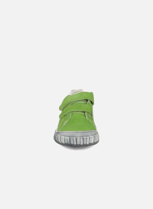 Baskets Naturino Mistral Vert vue portées chaussures