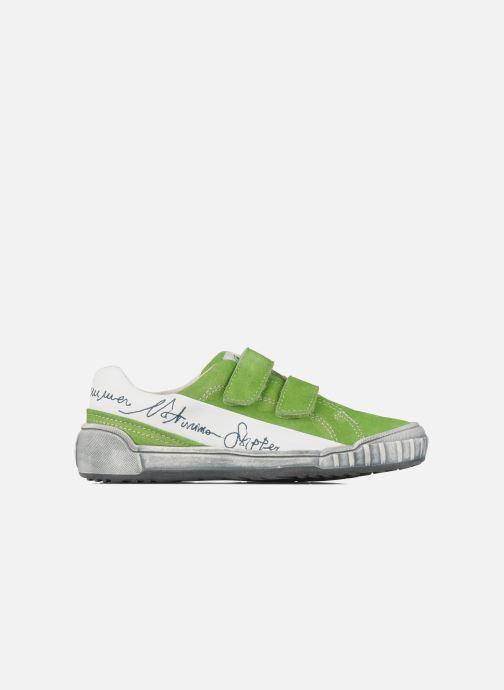 Baskets Naturino Mistral Vert vue derrière