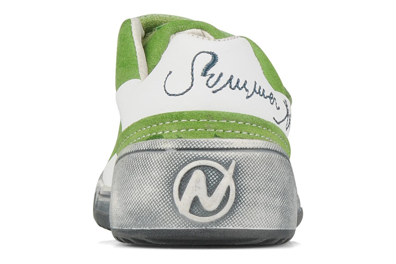 Sneakers Naturino Mistral Groen rechts