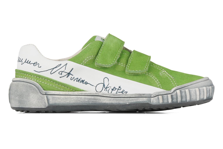 Sneakers Naturino Mistral Groen achterkant
