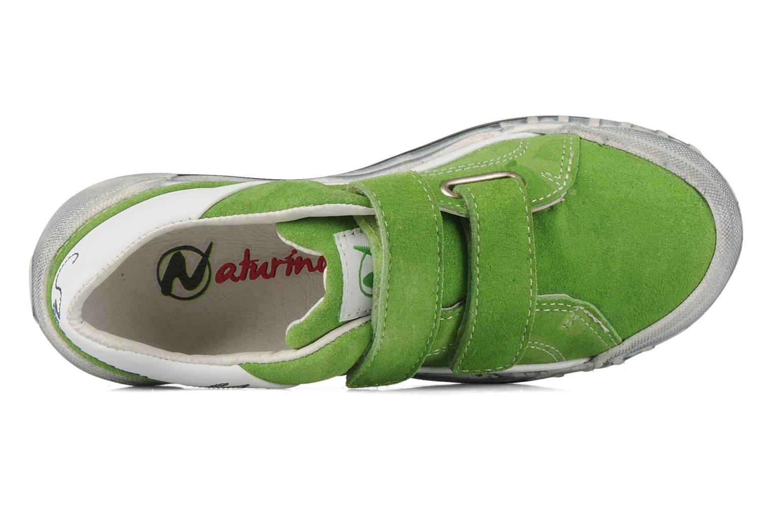 Sneakers Naturino Mistral Groen links
