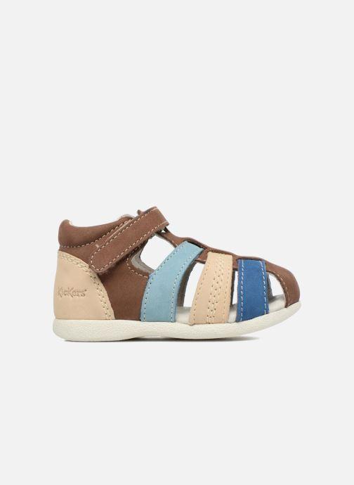 Sandali e scarpe aperte Kickers Babysun Marrone immagine posteriore