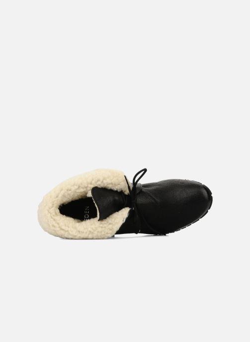 Bottines et boots Eden Mimia Noir vue gauche
