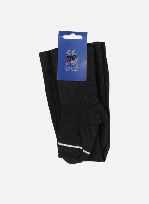 Socken & Strumpfhosen Start Rite Maschen-Strumpfhose schwarz ansicht von rechts