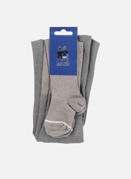 Chaussettes et collants Start Rite Tights lurex Gris vue droite