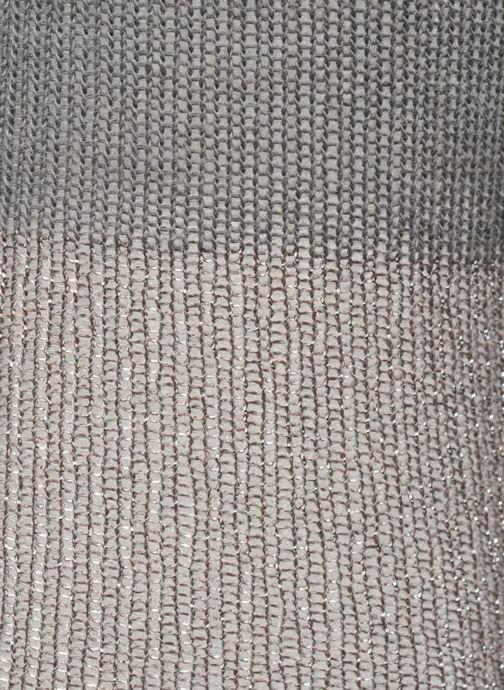 Socken & Strumpfhosen Start Rite Tights lurex grau ansicht von links