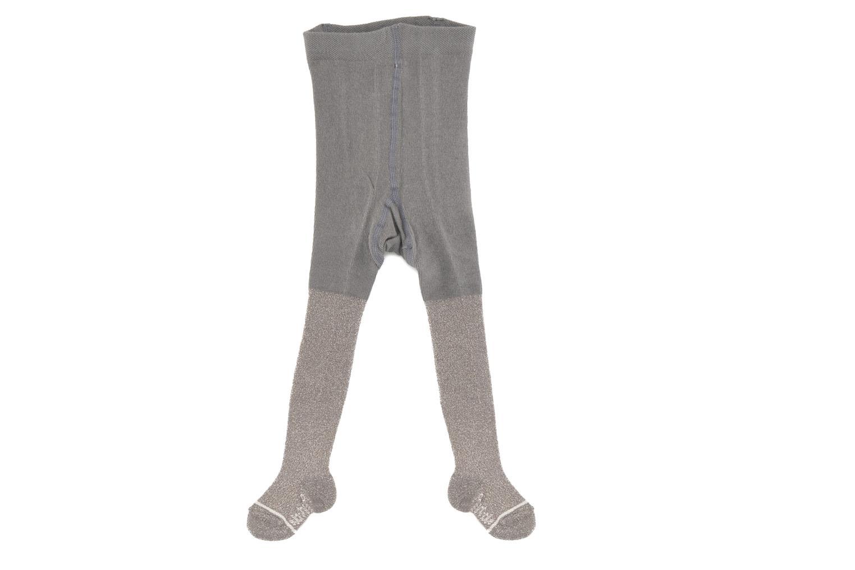 Socken & Strumpfhosen Start Rite Tights lurex grau ansicht von oben