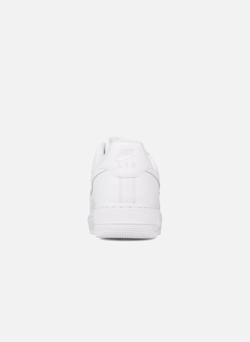 premium selection 6cc84 98fbb Baskets Nike Air force 1  07 le Blanc vue droite