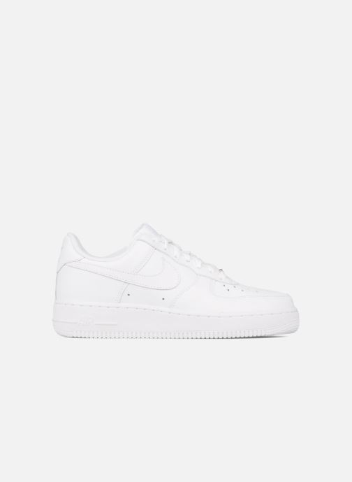 Deportivas Nike Air force 1 '07 le Blanco vistra trasera