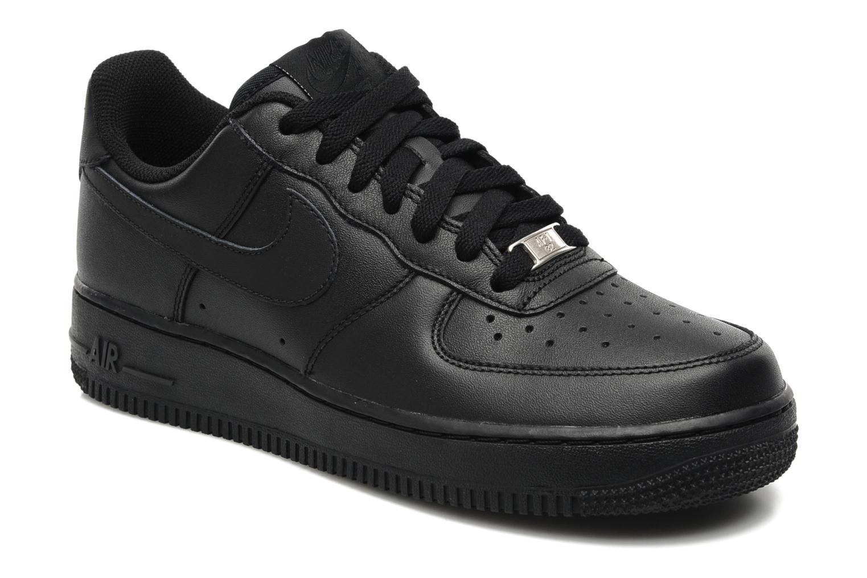 Nike Air force 1 '07 le (Noir) - Baskets en Más cómodo Chaussures casual sauvages