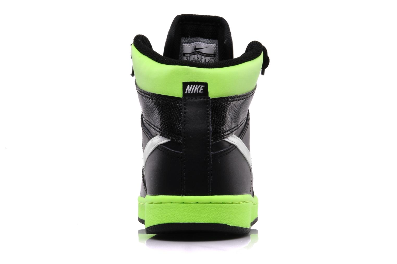 Baskets Nike Nike backboard high si bg Noir vue droite