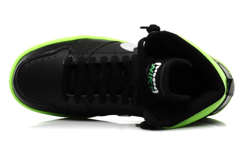 Baskets Nike Nike backboard high si bg Noir vue gauche