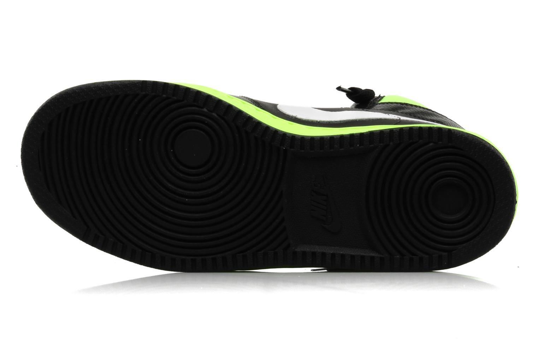 Baskets Nike Nike backboard high si bg Noir vue haut