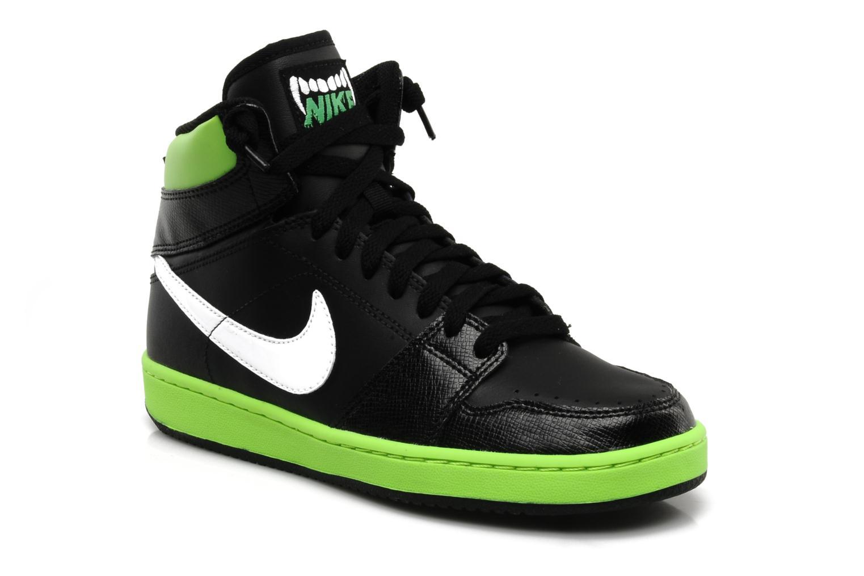 Baskets Nike Nike backboard high si bg Noir vue détail/paire