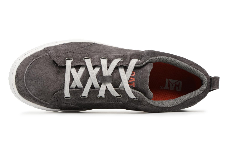 Sneakers Caterpillar Modesto Grijs links