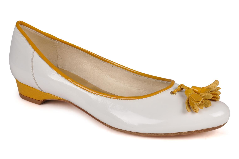 Carel Seraphin (Blanc) - Ballerines en Más cómodo Meilleur modèle de vente