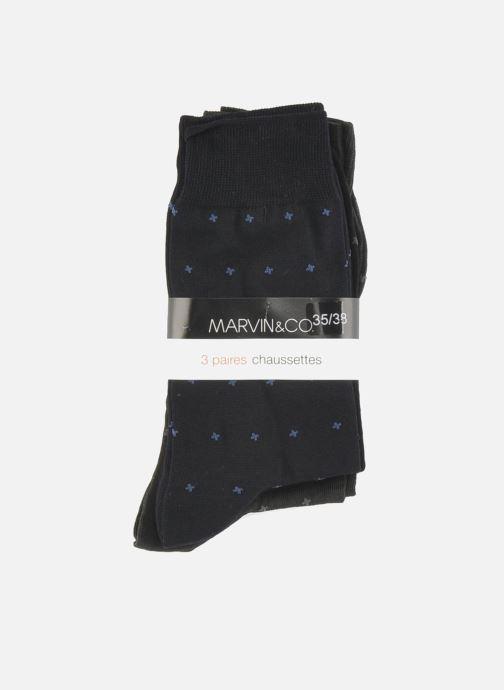 Sokken en panty's Sarenza Wear 3-Pack Victor Multicolor achterkant