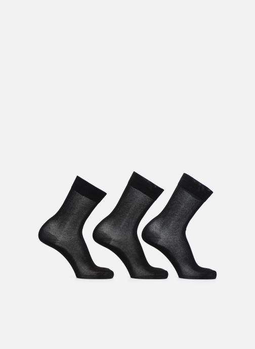Strømper og tights Sarenza Wear Scotty (3 par) Sort detaljeret billede af skoene
