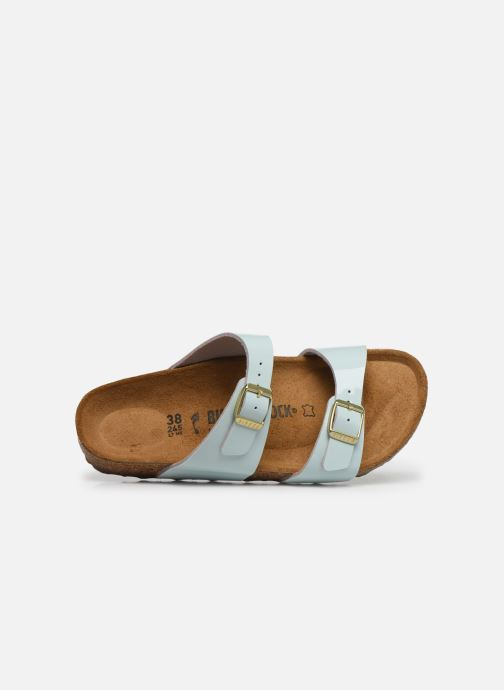 Mules & clogs Birkenstock Sydney flor w Blue view from the left